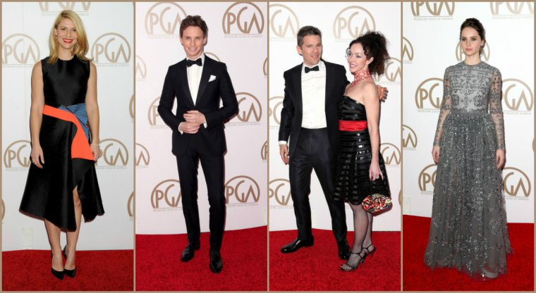 PRODUCERS GUILD OF AMERICA AWARDS 2015