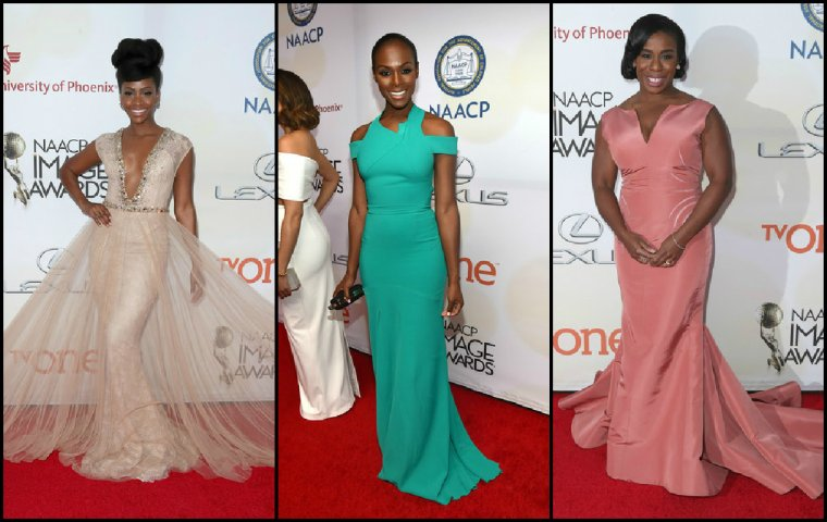 NAACP IMAGE AWARDS 2015