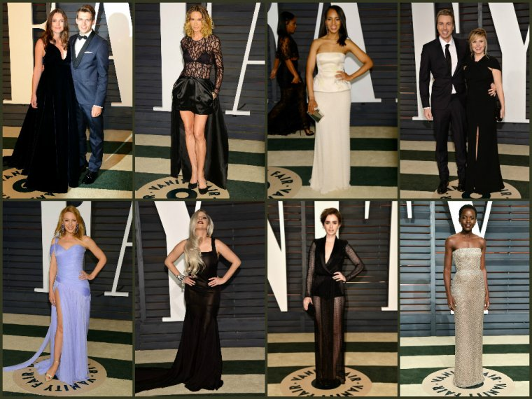 VANITY FAIR OSCAR PARTY 2015