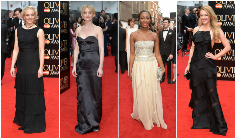 THE OLIVIER AWARDS 2015