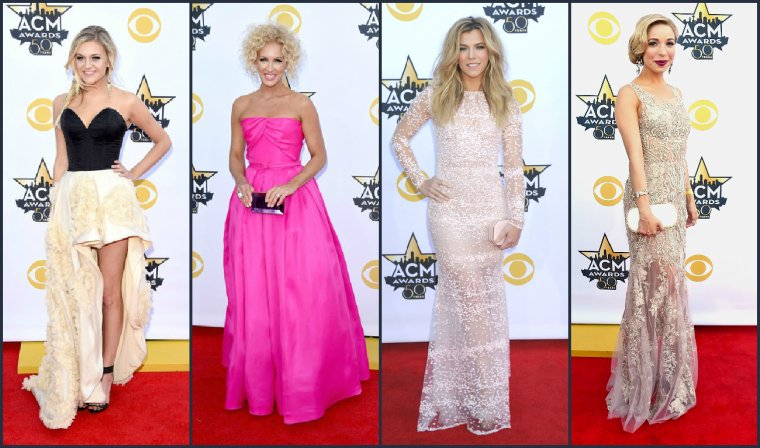 ACADEMY OF COUNTRY MUSIC AWARDS 2015