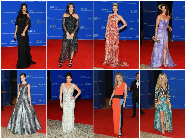 WHITE HOUSE CORRESPONDENTS' ASSOCIATION DINNER 2015