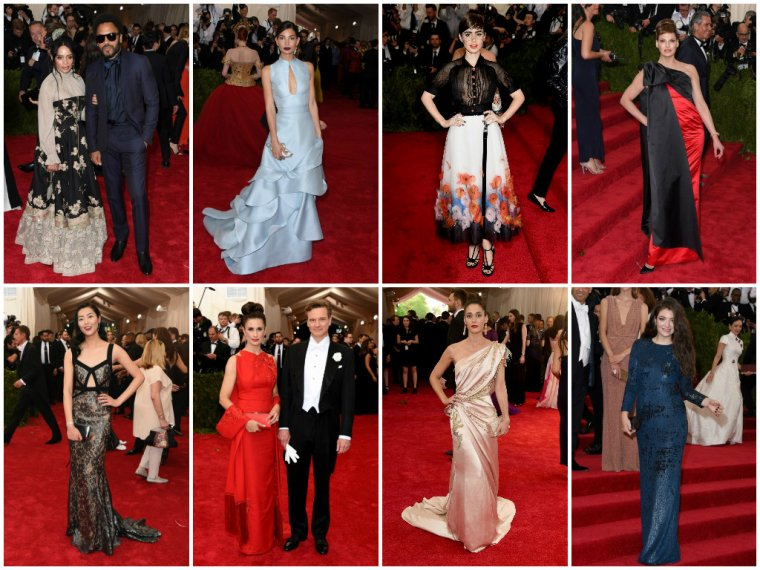 "MET GALA 2015 - ""CHINA : THROUGH THE LOOKING GLASS"" (Partie 2)"