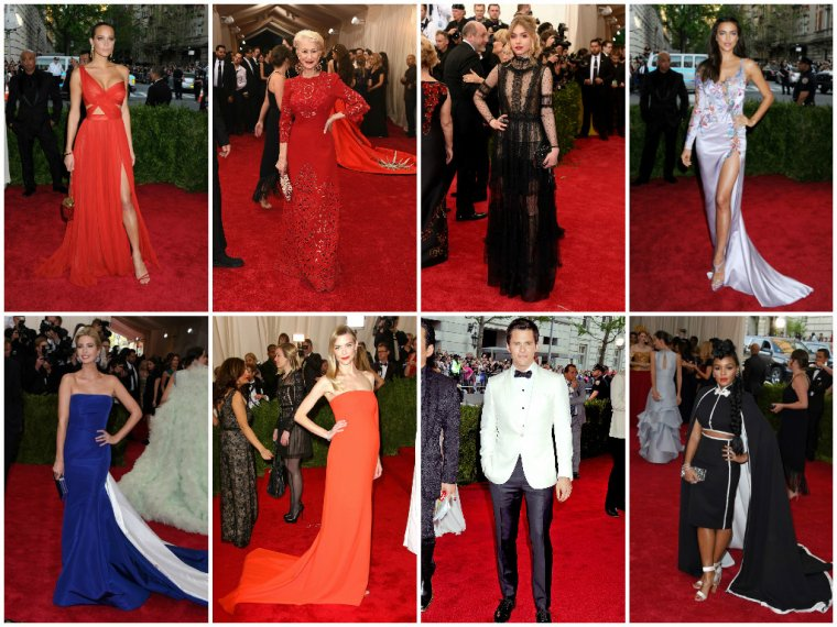 "MET GALA 2015 - ""CHINA : THROUGH THE LOOKING GLASS"" (Partie 1)"