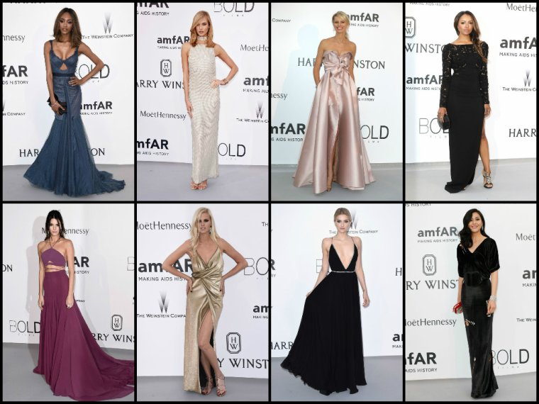 AMFAR CINEMA AGAINST AIDS GALA 2015