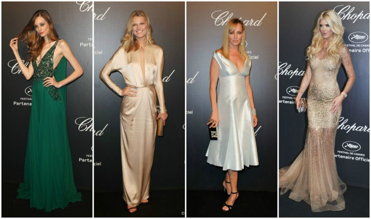 CHOPARD GOLD PARTY - CANNES FILM FESTIVAL 2015