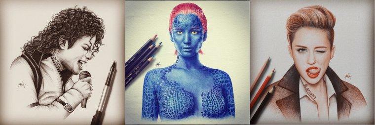 ZOOM SUR UNE ARTISTE : @_artistiq !
