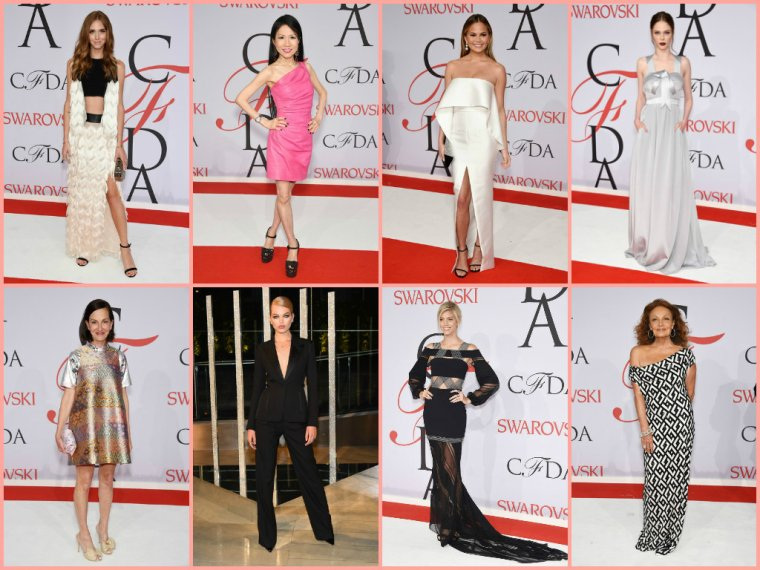 CFDA FASHION AWARDS 2015