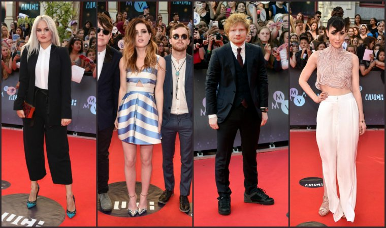 MUCHMUSIC VIDEO AWARDS 2015