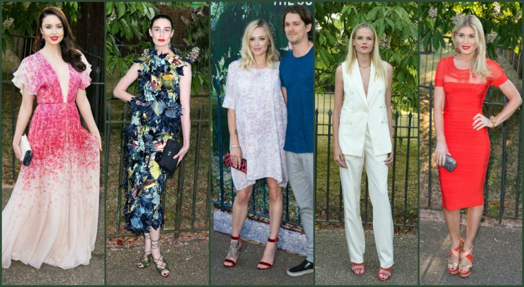 THE SERPENTINE GALLERY SUMMER PARTY 2015