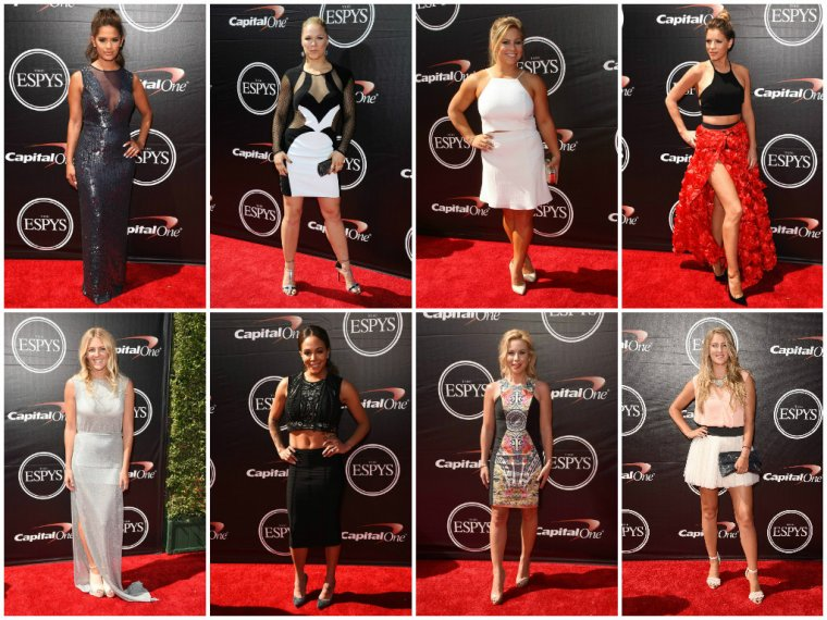THE ESPY AWARDS 2015