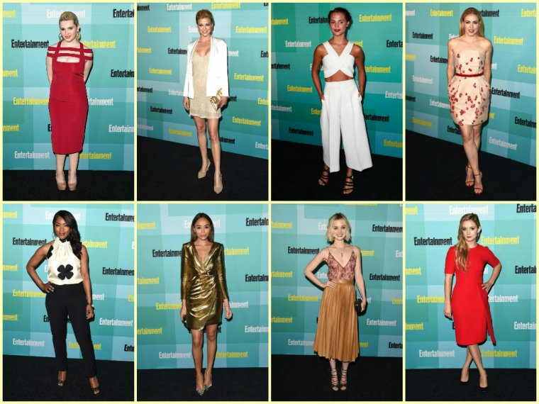 ENTERTAINMENT WEEKLY PARTY AT COMIC CON 2015