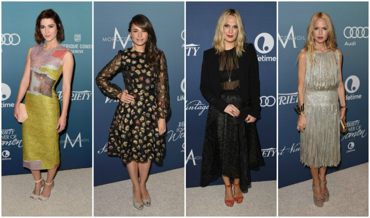 VARIETY'S POWER OF WOMEN LUNCHEON 2015