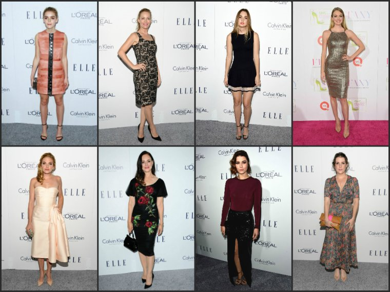 ELLE WOMEN IN HOLLYWOOD AWARDS 2015