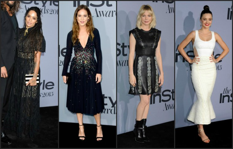 INSTYLE AWARDS 2015