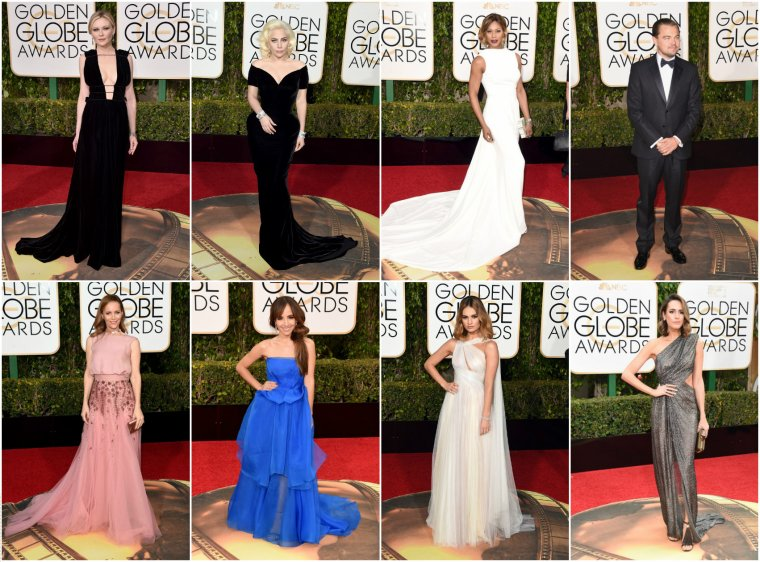 GOLDEN GLOBE AWARDS 2016 - PART 2.