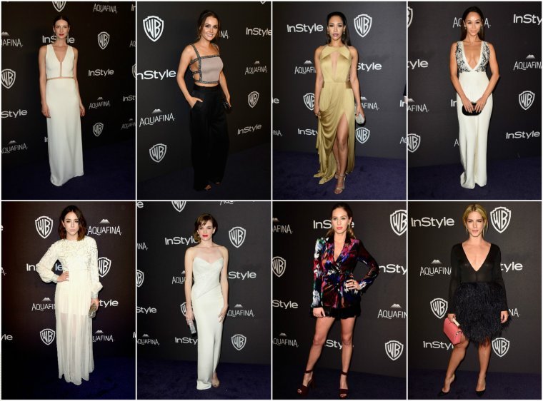 INSTYLE & WARNER BROS. GOLDEN GLOBES AFTER-PARTY 2016
