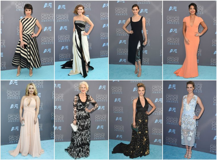 CRITICS' CHOICE MOVIE AWARDS 2016
