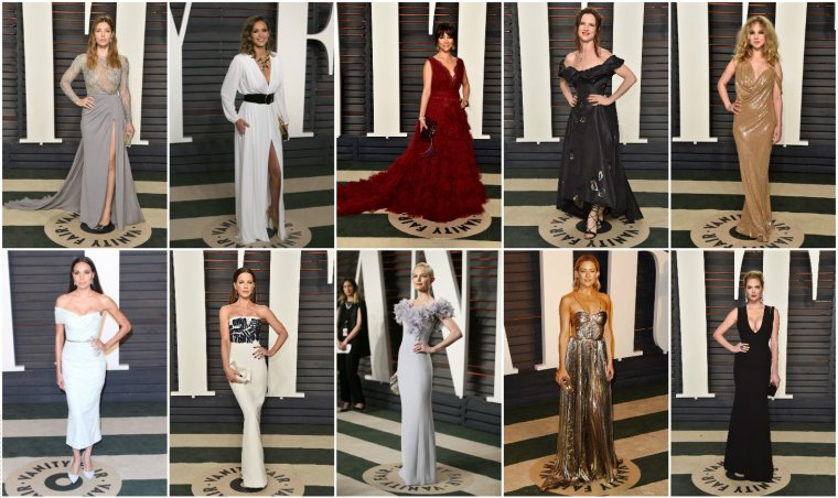 VANITY FAIR OSCAR PARTY 2016
