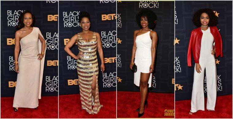 BLACK GIRLS ROCK AWARDS 2016