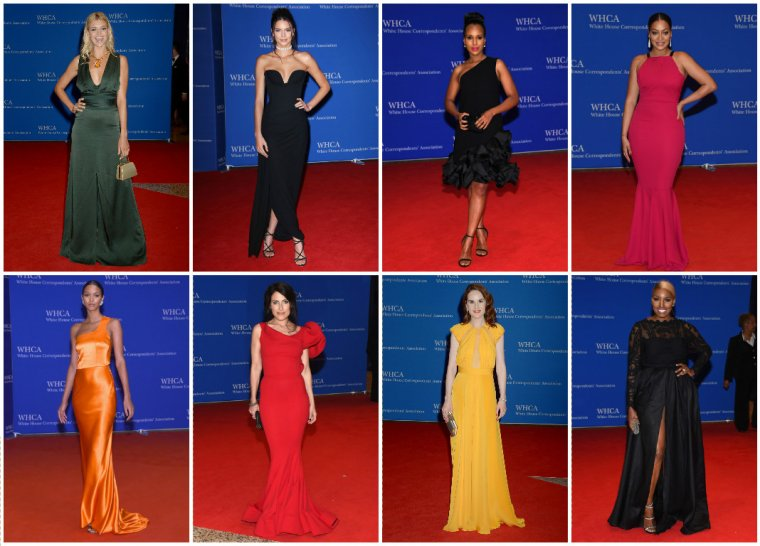 WHITE HOUSE CORRESPONDENTS' ASSOCIATION DINNER 2016