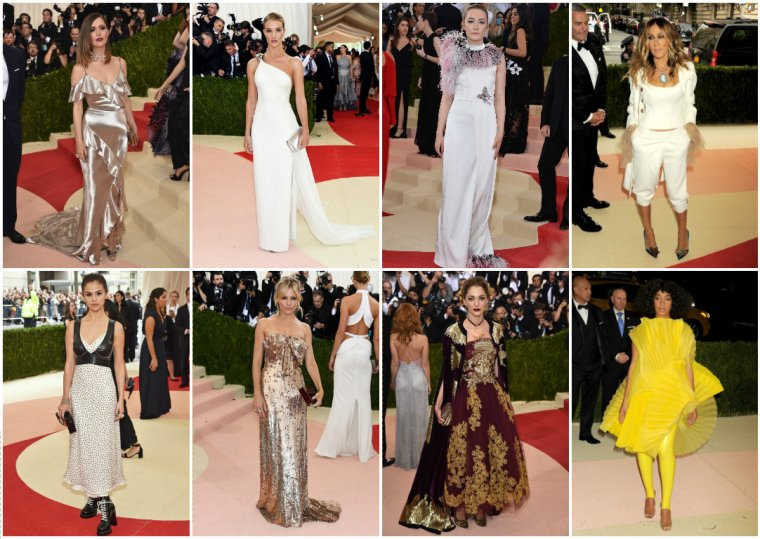 "MET GALA 2016 - ""MANUS X MACHINA : FASHION IN A AGE OF TECHNOLOGY"" (Partie 2)"