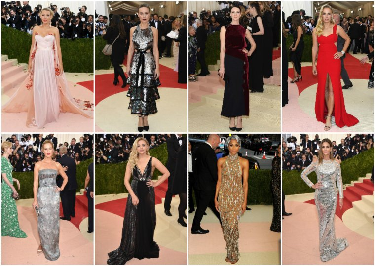 "MET GALA 2016 - ""MANUS X MACHINA : FASHION IN A AGE OF TECHNOLOGY"" (Partie 1)"