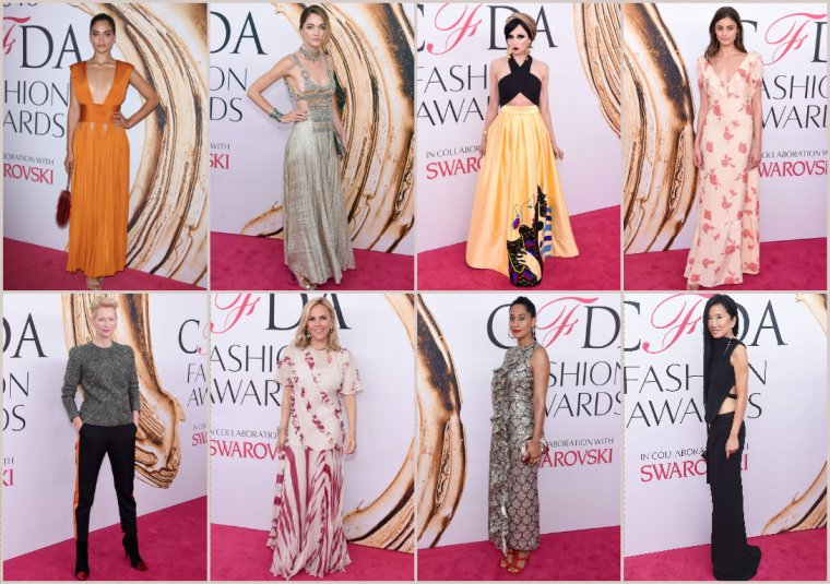 CFDA FASHION AWARDS 2016