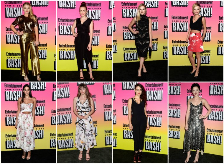 ENTERTAINMENT WEEKLY'S COMIC CON BASH 2016