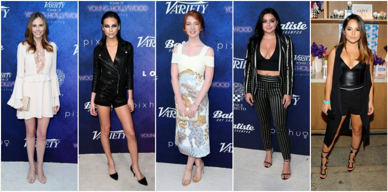 VARIETY'S POWER OF YOUNG HOLLYWOOD 2016