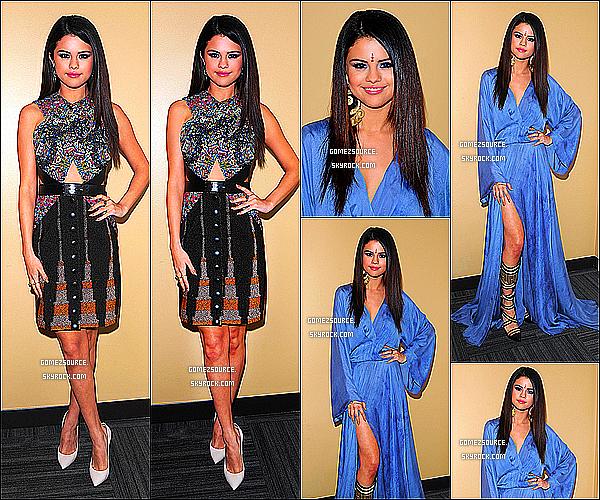 ". 15/04/2013 : Selena chez ""Ellen Degeneres."" ."