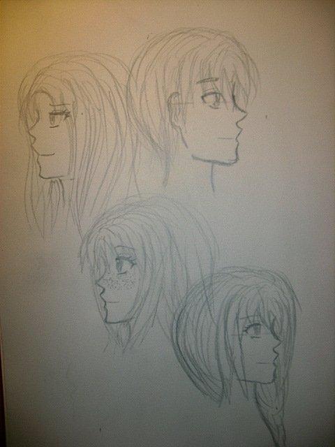Entrainement pour les profils - 2