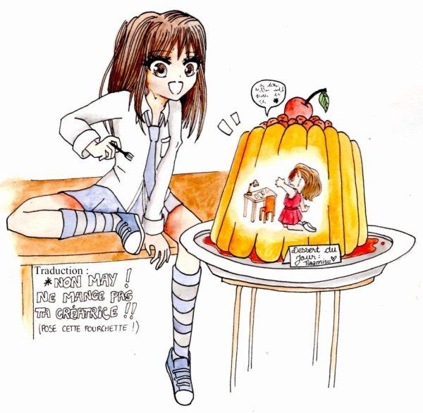 Cadeau et fan'art de Malyga ♥ ♥ ♥