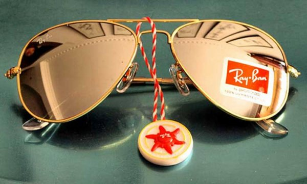 ray ban aviator soldes