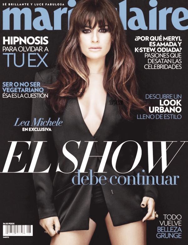 SHOOTING//Marie-Claire Magazine, Mexique, Août 2013 Découvrez le magnifique shoot de Lea pour Marie-Claire Magazine !