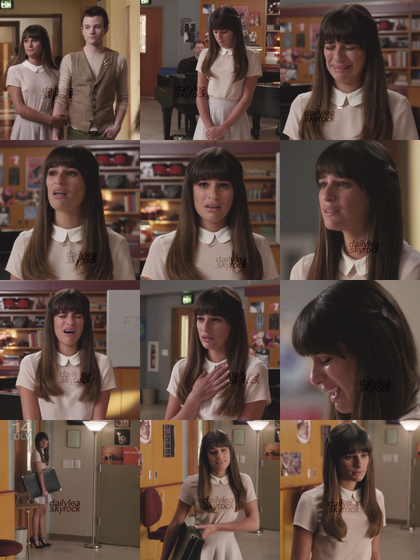 "SCREENCAPS // Glee, 5x03, ""The Quarterback"" Découvrez les captures d'écran de l'épisode 03 de la saison 05 de Glee : ""The Quarterback"" !"
