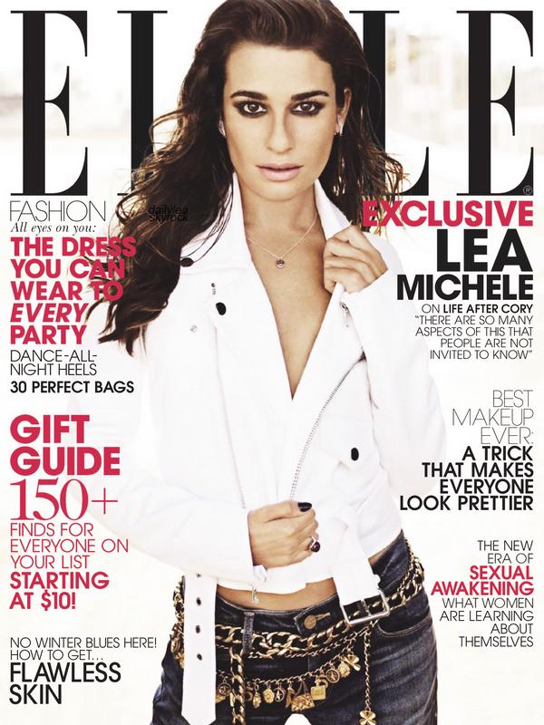 SHOOTING // Elle Magazine, Mexique, Décembre 2013 Découvrez le magnifique shoot de Lea pour le Elle Magazine du mois de décembre. Les photos sont magnifiques !