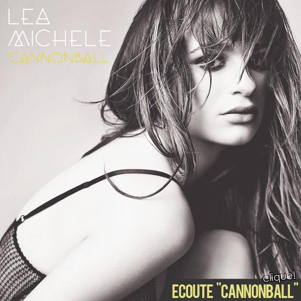 LOUDER // Cannonball Ecoute dés à présent le premier single de Lea pour Louder : Cannonball ! Clique sur l'image pour écouter la chanson !