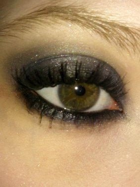 Smoky Eye Bleu Marine