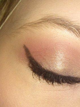 Makeup de Noyel  : ) Rouge et Or