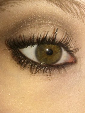 Cut Crease Sable et Marron