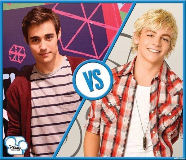 Ross vs Léon qui va gagner