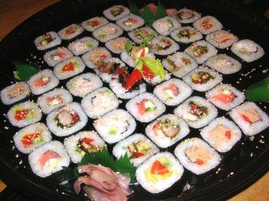 Recette de Sushi !