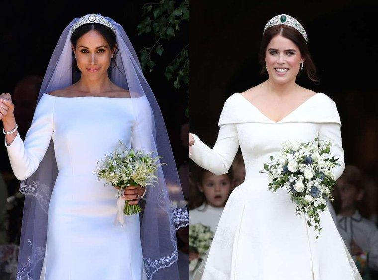 comment les cheveux de mariage de la princesse eugénie se