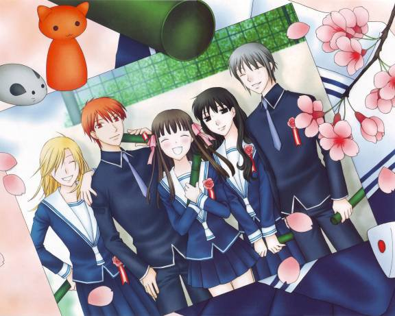 🤖 ❤ Fruits basket