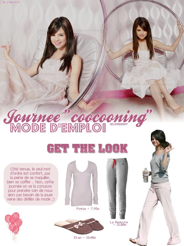 --_SelenaGossip_ Ta source sur Selena Gomez •  Rubrique Beauté - « Look Like Selena » -