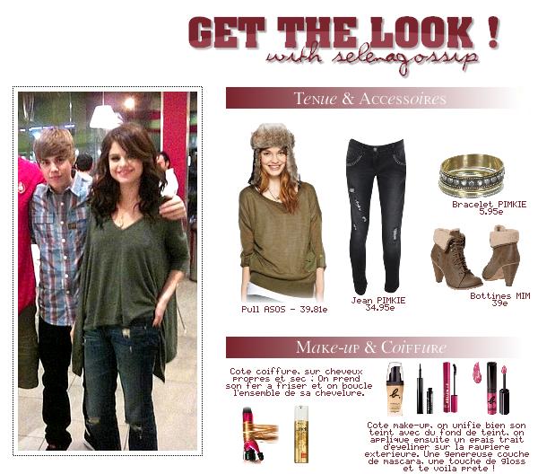 --_SelenaGossip_ Ta source sur Selena Gomez •  Rubrique Mode & Beauté - « Look Like Selena » -
