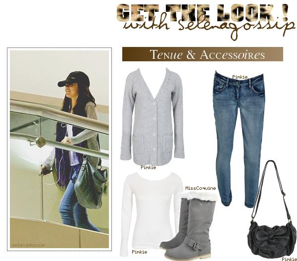 --_SelenaGossip_ Ta source sur Selena Gomez • Rubrique Mode - « Look Like Selena » -