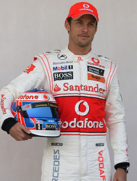 Jenson Button n°1