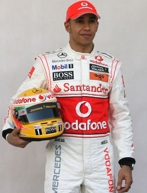 Lewis Hamilton n°2